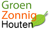 Groen Zonnig Houten